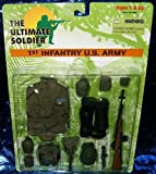 "12"" Ultimate Soldier Vietnam U.S. 1st Infantry Action Figure Accessary Outfit 1:6 Scale (1997)"