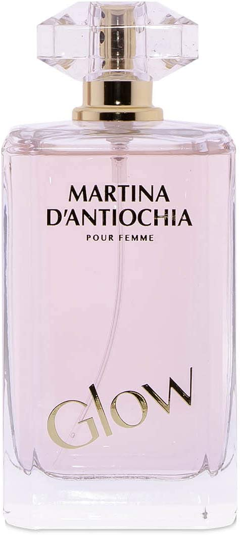 PERFUME MARTINA DANTIOCHIA GLOW - ESTUCHE PERFUME + CREMA HIDRATANTE: Amazon.es: Belleza