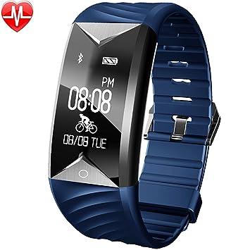 Reloj inteligente, pulsera willful inteligente, podómetro, para fitness, rastreador de actividad,