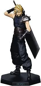 Final Fantasy VII Remake: Cloud Strife Statuette, Multicolor