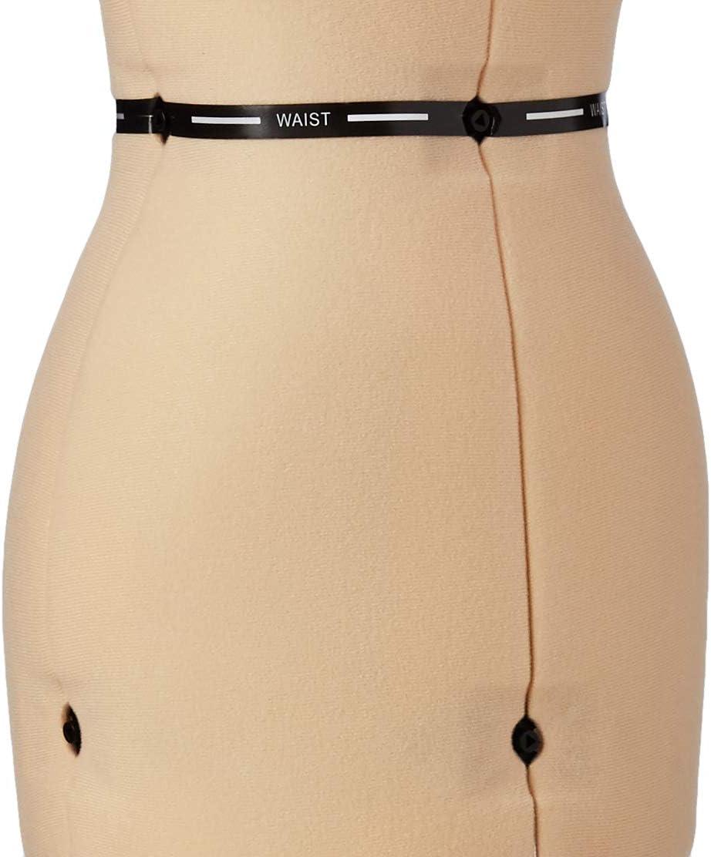SewDeluxe Leg Form 8-Part Dress form medium//large