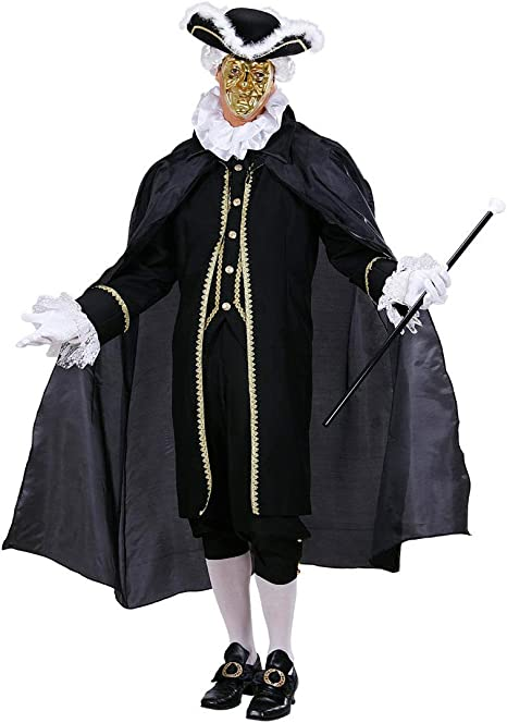 Conte Dracula mantello Batman MANTELLO NERO VAMPIRO MANTELLO ZORRO HALLOWEEN COSTUME EROE