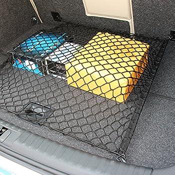 Floor Style Trunk Cargo Net for PORSCHE MACAN 2015 2016 2017 2018 New