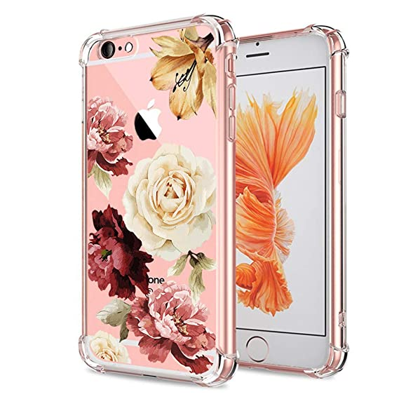Amazoncom Iphone 6s Plus Case Ultra Crystal Clear Case With