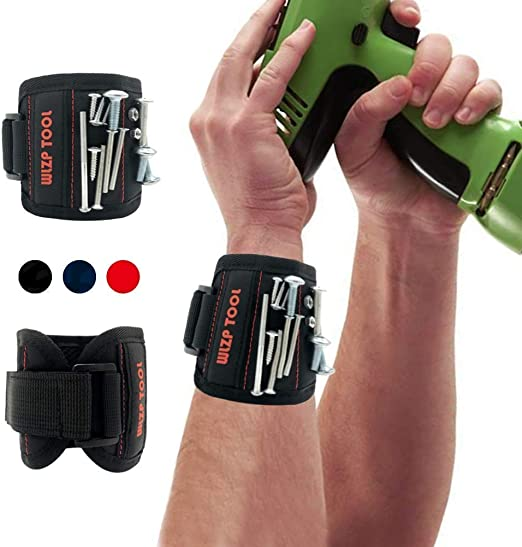 Magnetisch Armband Toolkit Band Schraube Schneider Halterung Werkzeug Lagerung