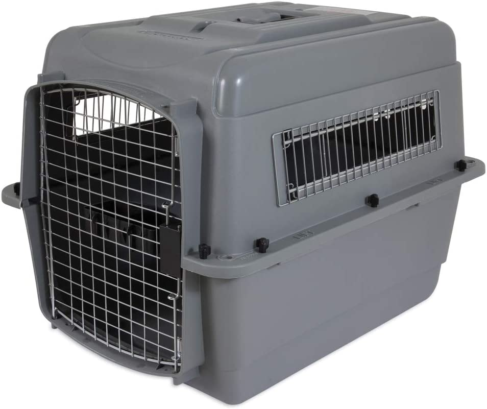 Light Gray Petmate Sky Kennel for Pets Up to 15-Pound Free Shipping New