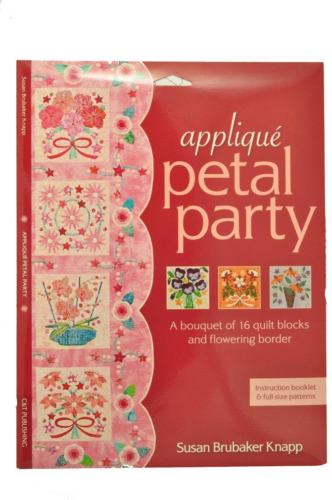 Susan Knapp Applique Pattern Book