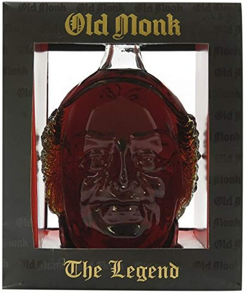 Old Monk The Legend Rum - 1000 ml