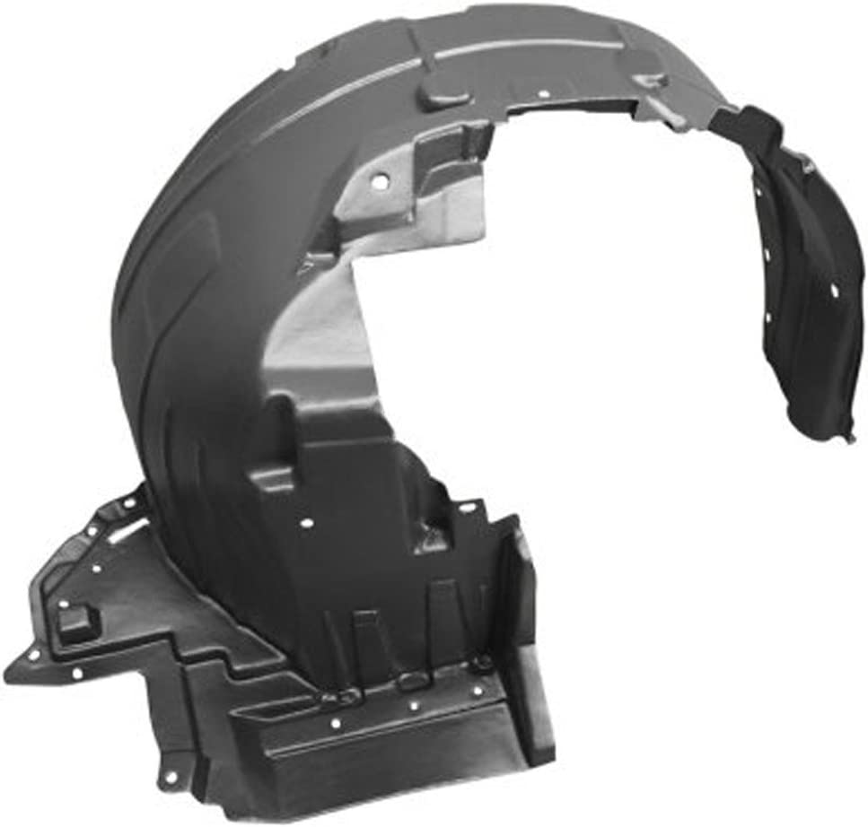 PartsChannel NI1249141OE OE Replacement Fender Liner