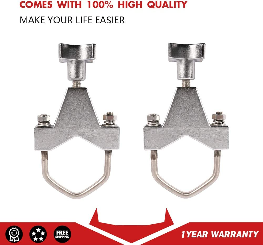 X-BULL High Lift Jack Mounting System Adjustable