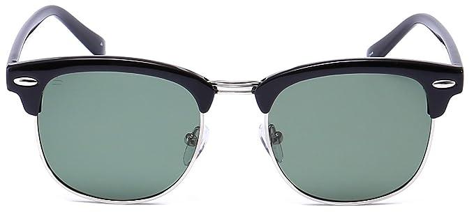 "4342e0cdafe PRIVÉ REVAUX ""The Chairman"" Handcrafted Designer Brownline Polarized  Sunglasses For Men   Women"