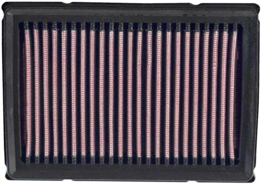 K/&N AL-4506 Aprilia High Performance Replacement Air Filter