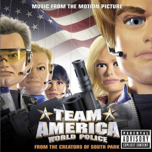Team Diamond - Team America World Police: Music From The Motion Picture