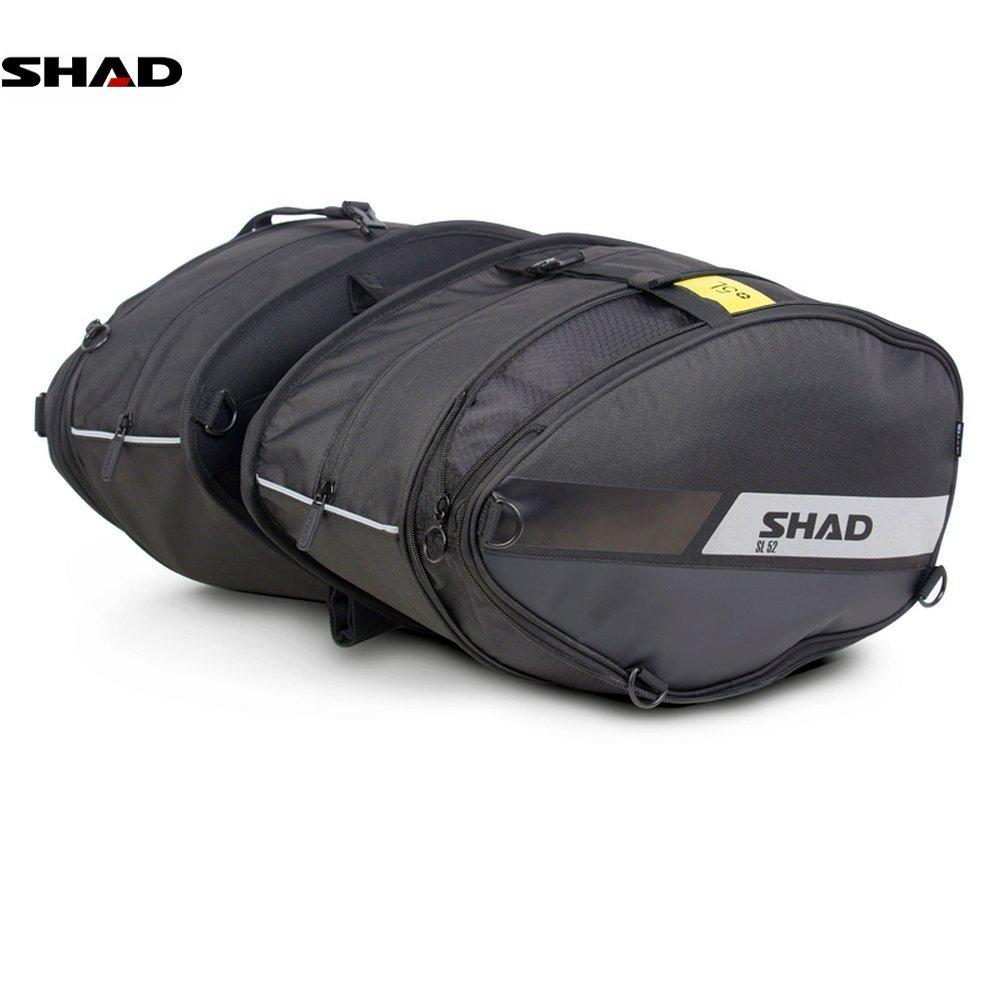 Black Normal SHAD X0SL52 Satteltaschen SL52