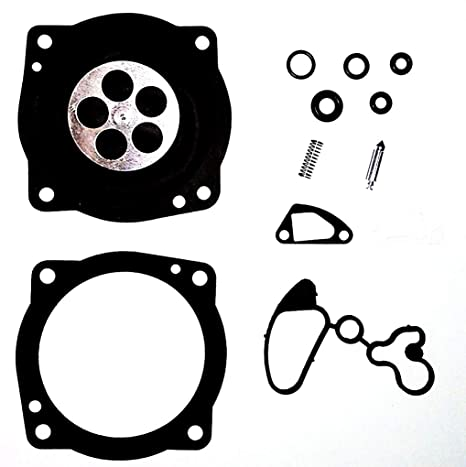 Amazon com: Kawasaki 650 Jet-Ski Carburetor Carb Rebuild Kit
