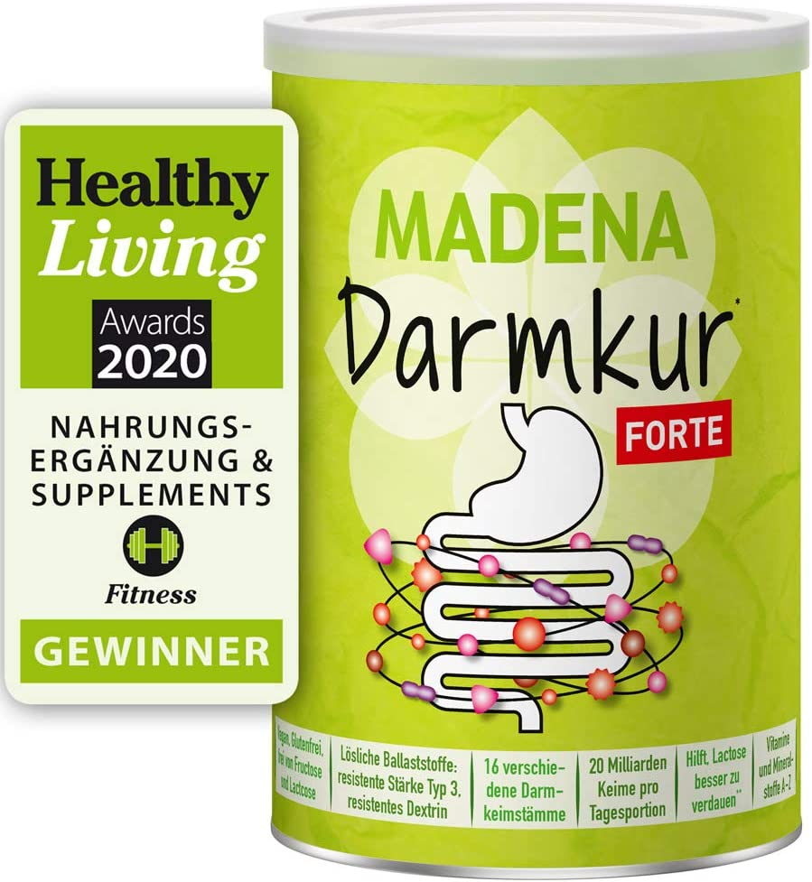 MADENA Darmkur Forte
