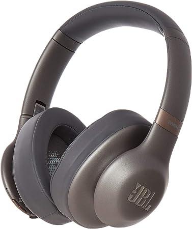 Amazon Com Jbl Everest 710 Everest 710 Over Ear Wireless Bluetooth Headphones Gun Metal Gunmetal Electronics