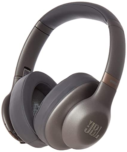 Amazoncom Jbl Everest 710 Over Ear Wireless Bluetooth Headphones