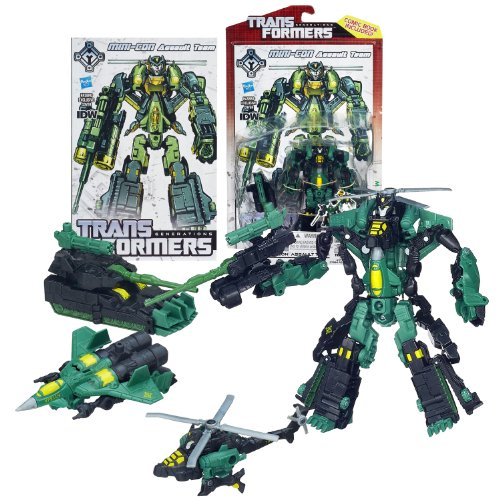 - Hasbro Year 2013 Transformers Generations