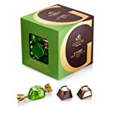 Godiva Chocolatier Dark Chocolate G Cube
