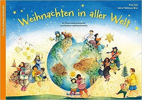 Weihnachten In Aller Welt Ein Poster Adventskalender Zum Vorlesen