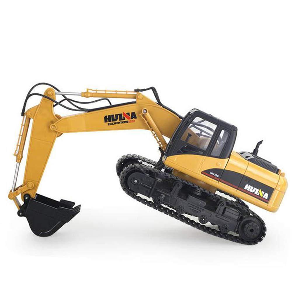 RC Bagger 1:16 11-Kanal Fernbedienung Bagger Mit Lade 40 Mt Spielzeug Für Jungen Auto Styling Rc LKW Autos