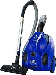 Aspirador de Pó Ciclônico 110V, Black+Decker, Azul