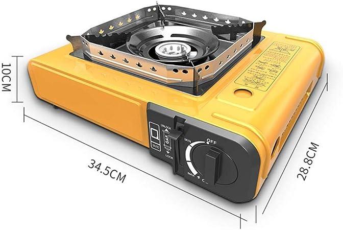 Cuisini/ère automatique portable gaz ext/érieur pique-nique Bruleurs Pliable Camping randonn/ée Essentials Outils Motoculture