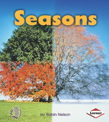Seasons (First Step Nonfiction (Paperback))