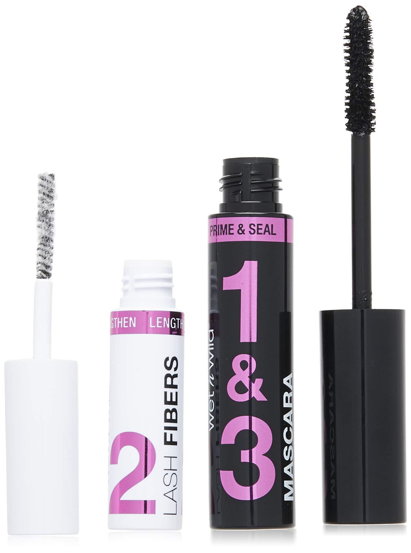 wet n wild Lash-O-Matic Mascara Fiber Extension Kit - Very Black