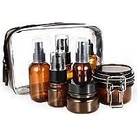 Cizen Botellas de Viaje - 7Pcs Set