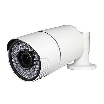 HD-CVI 1080P Outdoor Bullet 72 IR Night Vision CCTV Camera 2.8-12mm 2 Mega Pixel