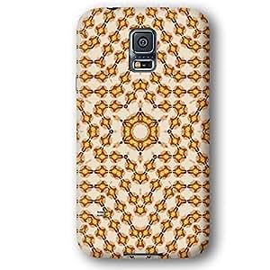 Kaleidoscope Jesus Cross Christmas Samsung Galaxy S5 Slim Phone Case