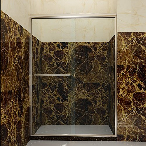 Frameless Bypass Shower Doors - 3
