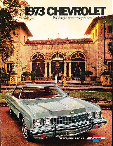 Chevy Sales Brochure - 3