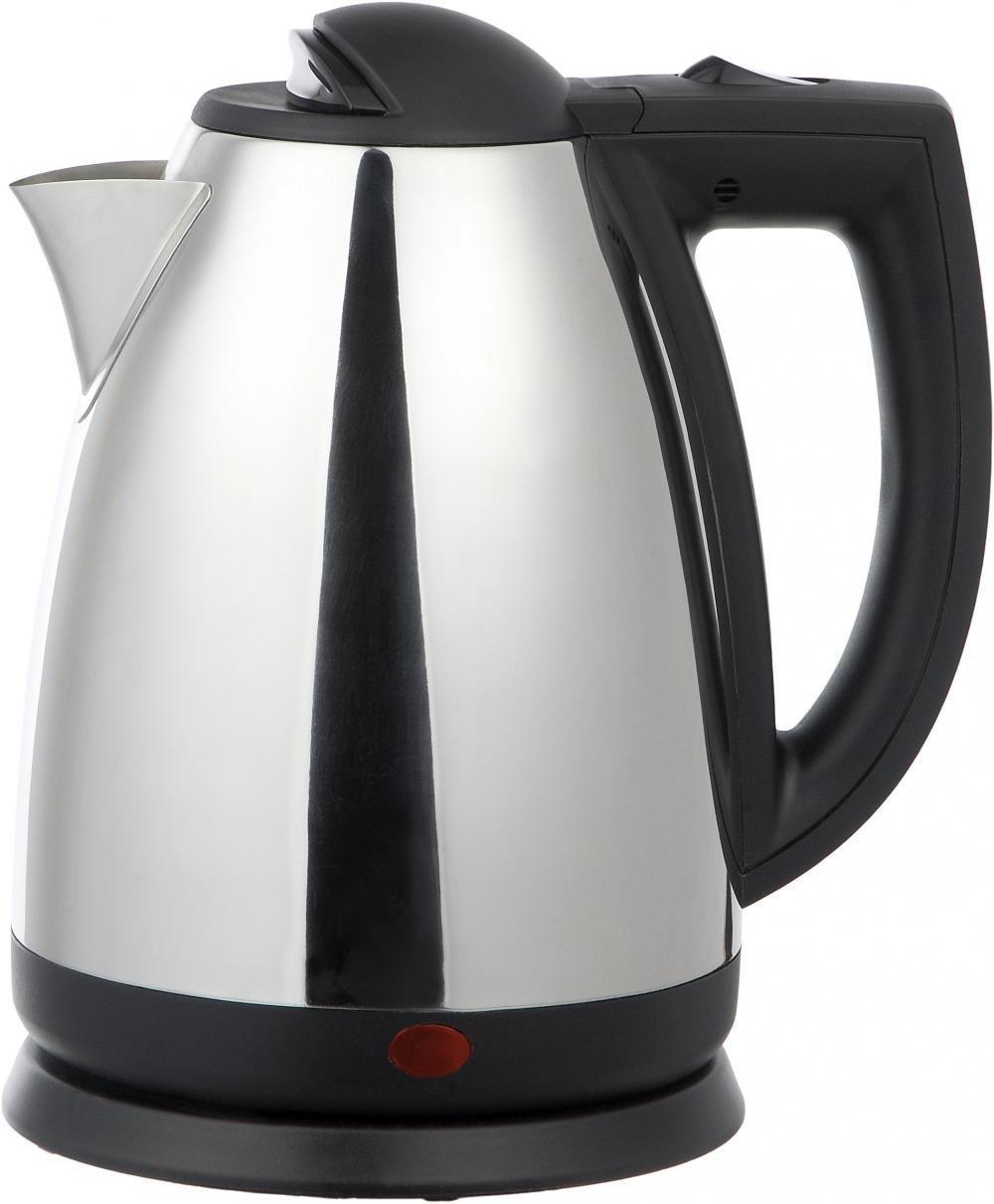 Brentwood Appliances Brentwood Appliances 2.0-Liter Stainless Steel Electric Cordless Tea Kettle, 1000-watt, Brushed, Stainless Steel KT-1800