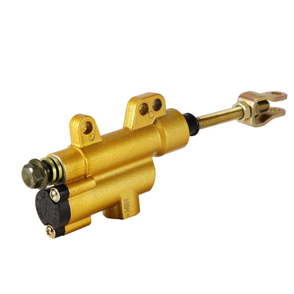 Qiilu maitre cylindre pompe de frein arriere hydraulique
