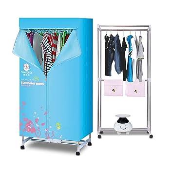 YONG FEI Portátil Secadora de ropa portátil - secador de tela de doble capa 1010W,