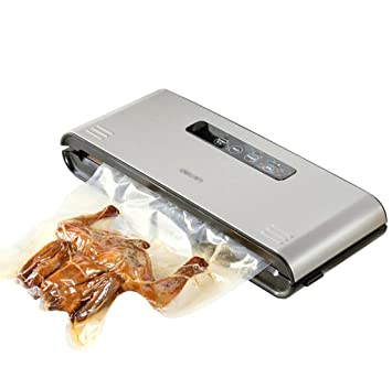 Holife Sellador de vacío, Compact Food Saver Máquina de ...