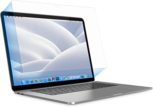 MOSISO 2 Pack 13 Pulgadas Protector de Pantalla de Bloqueo de Luz Azul Mate Película de Filtro Anti-UV Compatible con 2020 2019 2018 MacBook Air 13 Retina/2020-2016 MacBook Pro 13, Claro: Amazon.es: Electrónica