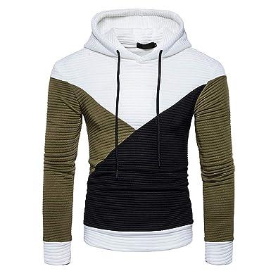 266124798fc45 DAY8 Sweat Homme Capuche Pas Cher a la Mode Vêtement Homme Hiver Sport Pull  Homme Tee