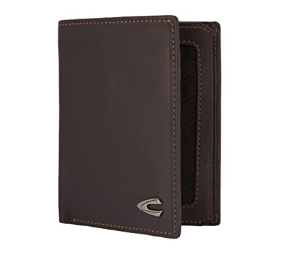 4b4d8e14b8 CAMEL ACTIVE VEGAS mens pocket for ID purse wallet brown 2487:  Amazon.co.uk: Clothing