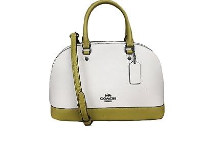 08c7214d936ed Image Unavailable. Image not available for. Color  Coach Womens Mini Sierra  Satchel Handbag