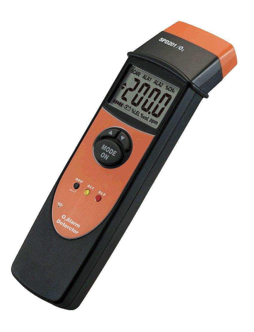 SPD201/O2 Oxygen Detector Meter Tester Oxygen Gas Deterctor - - Amazon.com