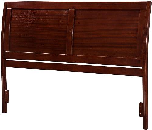 Atlantic Furniture Portland Headboard King Walnut