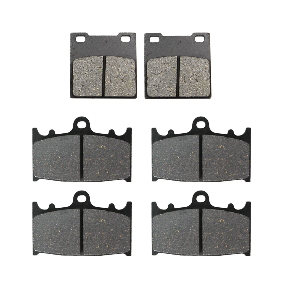 Road Passion Brake Pads Front and Rear for SUZUKI GSXR 600 1997-2003 / GSXR750 2000-2003 / TL1000 S 1997-2001 by Road Passion