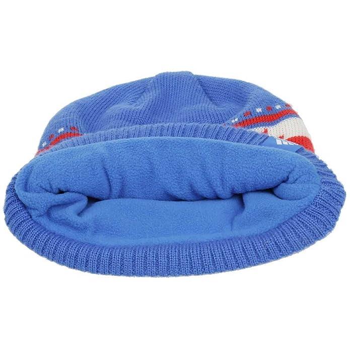 Adidas K Gift Set Gift Set Gloves Hat Scarf Kids Boys Blue W64935
