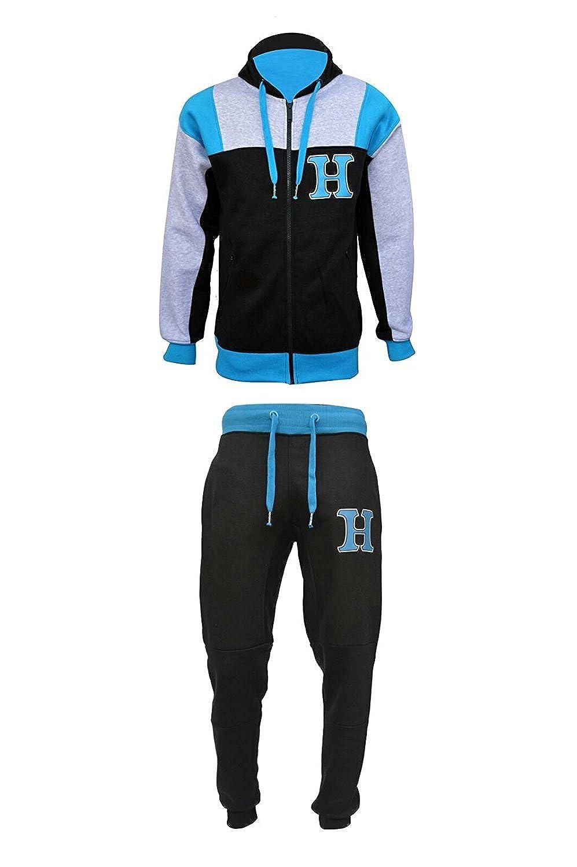 Men HNL Projection Tracksuit Fleece Jogging Suits