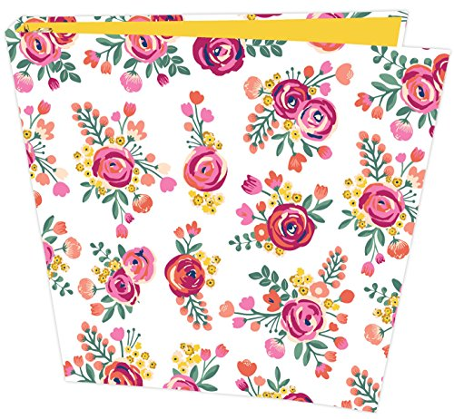Bloom Daily Planners Binder Inches