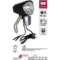 LED-Scheinwerfer-P4B 75 Sensor-OEM-schwarz